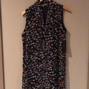 Tinley Road Sleeveless Shirt Dress